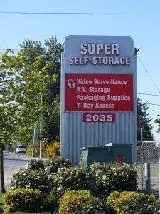 Abbotsford Storage Mini Storage Salmon Arm Storage Lockers