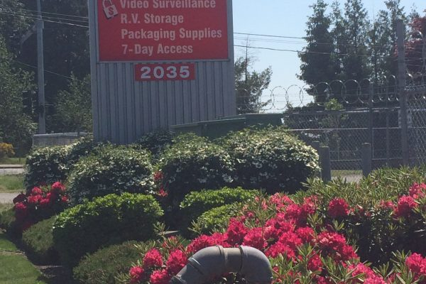 Super-Self Storage in Abbotsford