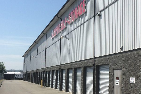 self storage units in Abbotsford