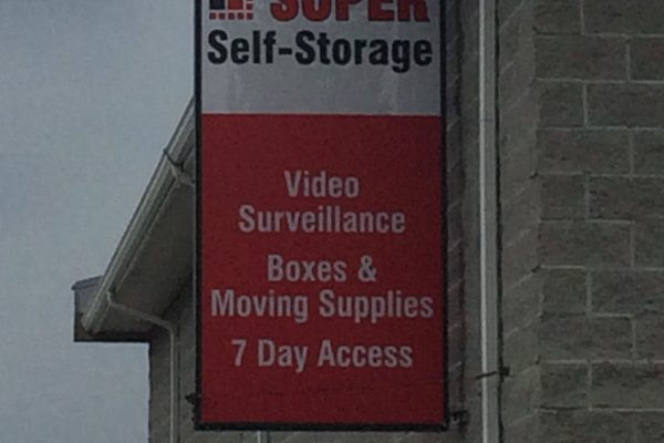 Super Self-Storage in Abbotsford