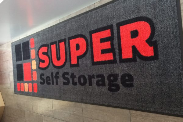 Super Self-Storage floor mat