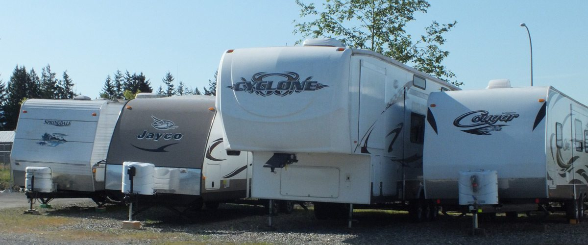 RV storage Abbotsford